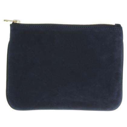 Balmain X H&M Pochette in zwart / blauw