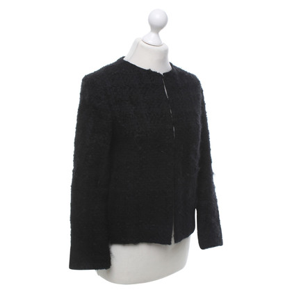 A.P.C. Short jacket in black
