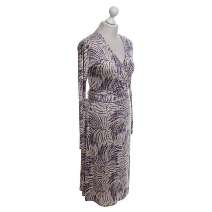 Altre marche Amanda Wakely - wrap dress con il modello