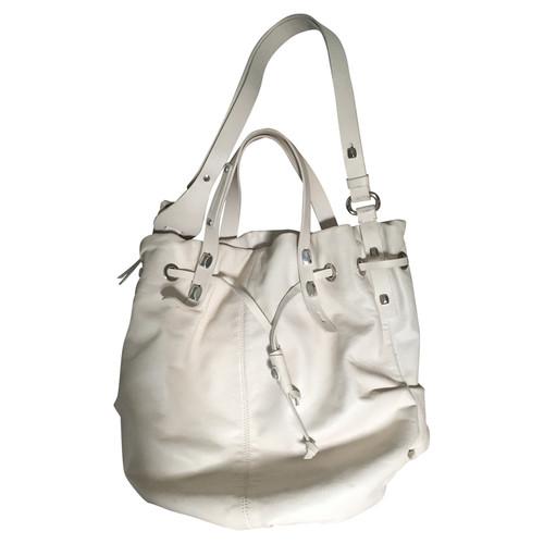 1b6bb94cc3519 Andere Marke Francesco Biasia - Handtasche in Weiß - Second Hand ...