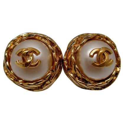 Chanel Vintage Clips
