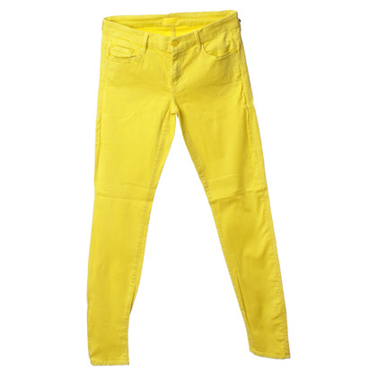 Mother Jeans giallo