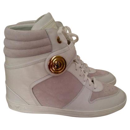 Louis Vuitton cunei della scarpa da tennis