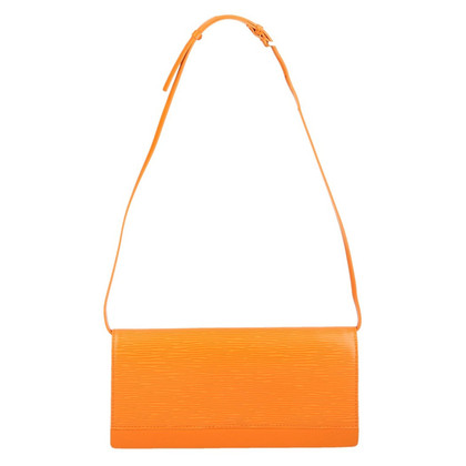 "Louis Vuitton ""Honfleur Epi Leather Mandarin Orange"""