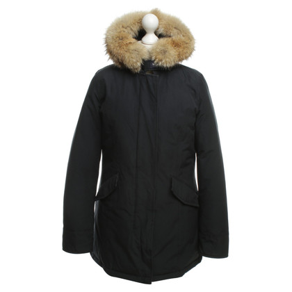 Woolrich Arctic Parka mit Fellkapuze