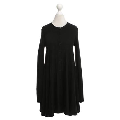 Dolce & Gabbana Gebreide jurk in zwart