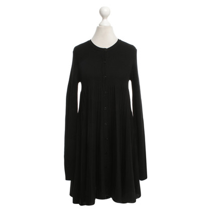 Dolce & Gabbana Knitted Dress in Black