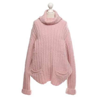 Chanel Sweater in roze