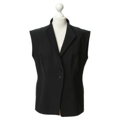 Other Designer Pau W - vest in black