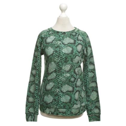 Altuzarra Sweatshirt with animal print