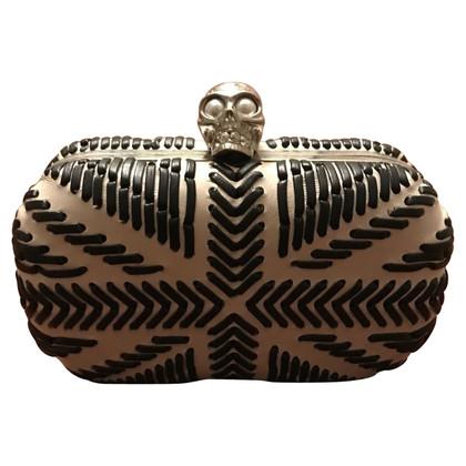 Alexander McQueen Box clutch