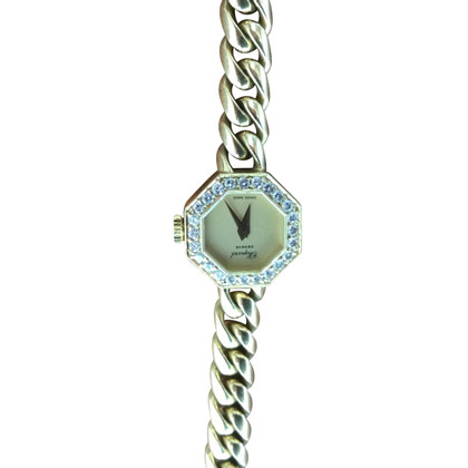 Chopard Golduhr mit Diamanten