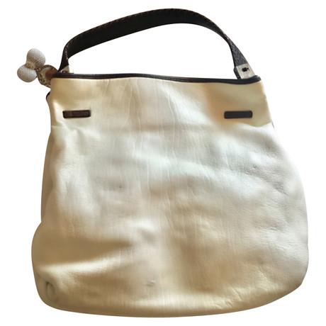 Furla Handtasche Weiß Neuesten Kollektionen Online Low-Cost Online 6Vxatl