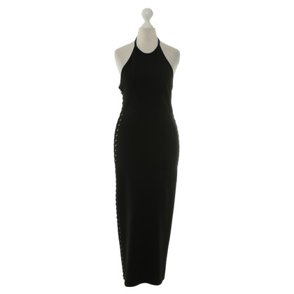 Balmain Kleid mit Schnürungen