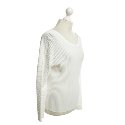 Marc Cain Top in bianco