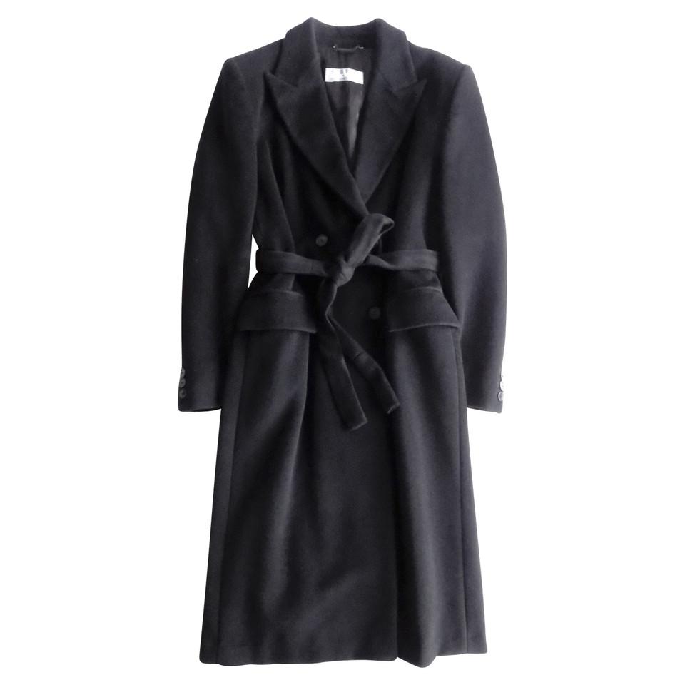 max mara zweireihiger mantel second hand max mara zweireihiger mantel gebraucht kaufen f r 230. Black Bedroom Furniture Sets. Home Design Ideas