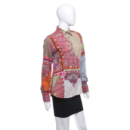 Etro Bluse in Multicolor