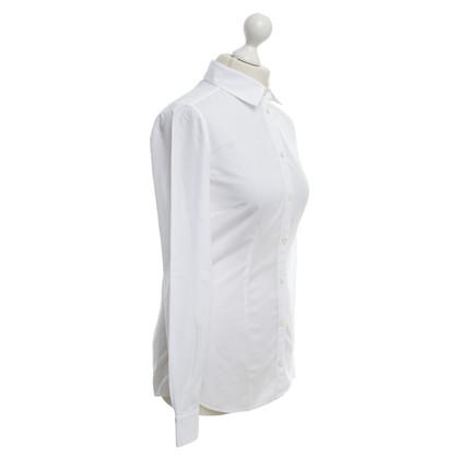 Dolce & Gabbana Lange blouse in het wit