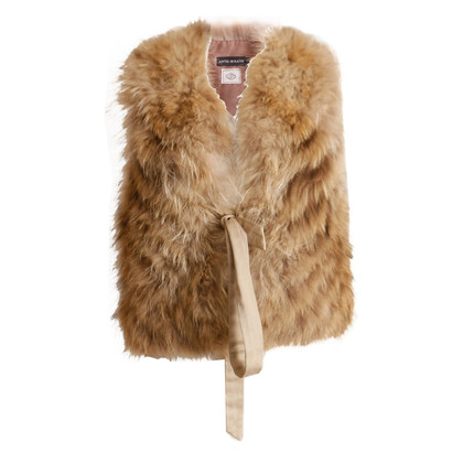 Antik Batik Fur vest