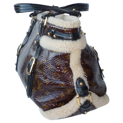 "Louis Vuitton ""Shearling Thunder Bag"""
