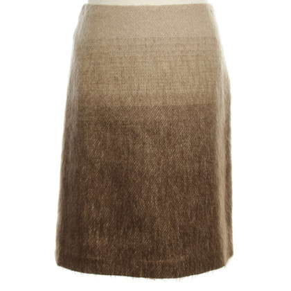 Max Mara skirt in wool optics
