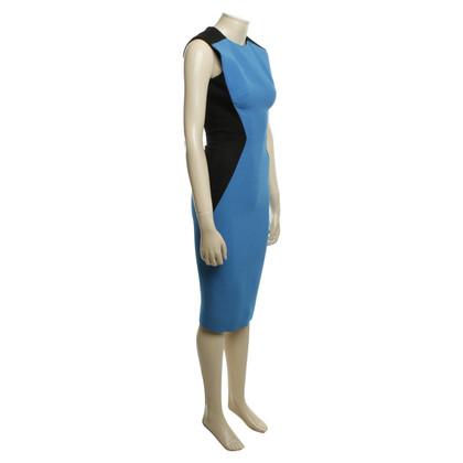 Victoria Beckham Dress in Blue / Black