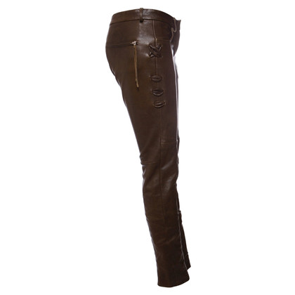 Isabel Marant leather pants