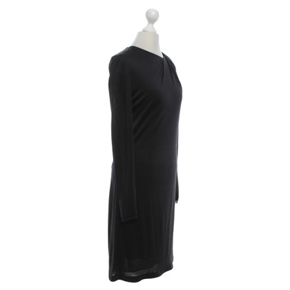 Jasmine di Milo Silk dress in black