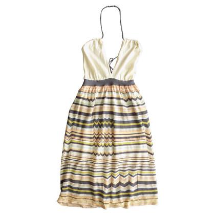 Missoni Knit dress with stripe pattern