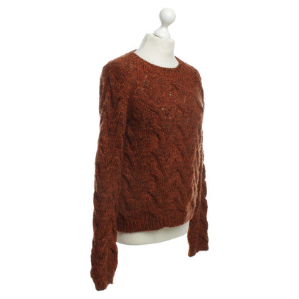 Paul & Joe Chunky knit wool jumper