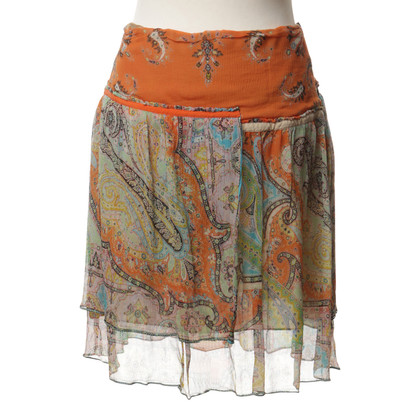 Etro skirt silk