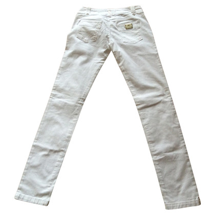 Elisabetta Franchi Jeans in Weiß