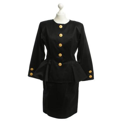 Yves Saint Laurent Costume nero