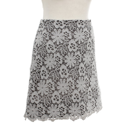 Schumacher Lace skirt in grey