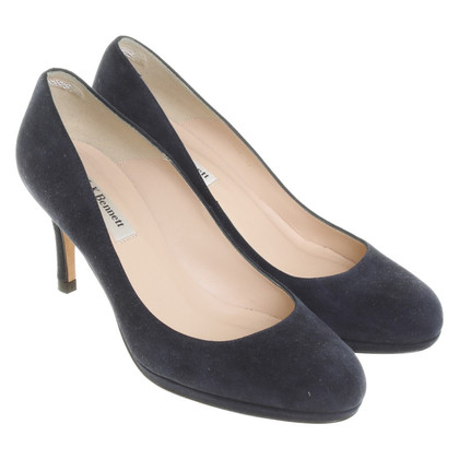 L.K. Bennett pumps in blue