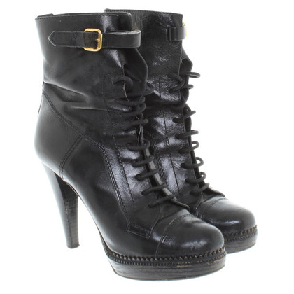 Burberry Boots in zwart