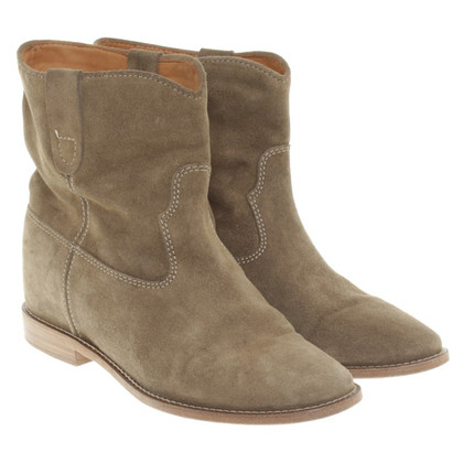 Isabel Marant Boots in Khaki