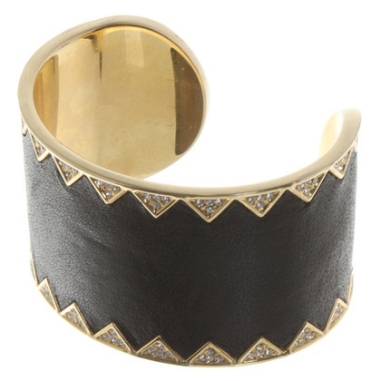 House of Harlow Bangle with gold details