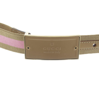 Gucci Belt made of fabric