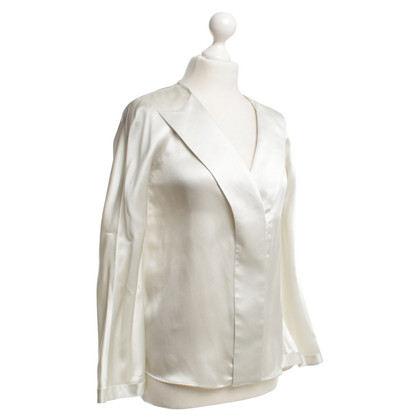 Armani Silk blouse in cream