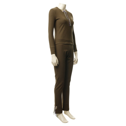 Miu Miu Trouser suit from knitting