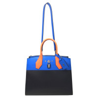 """Louis Vuitton """"City steamer MM"""" in tricolor"""