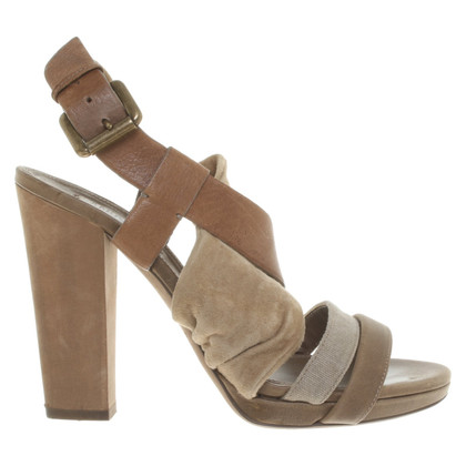 Brunello Cucinelli Sandals in light brown