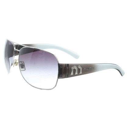 Miu Miu Sunglasses in grey