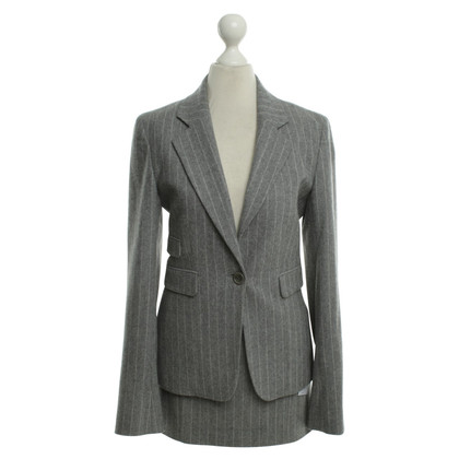 Joseph Suit in Gray