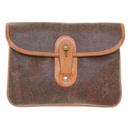 Etro Shoulder bag with floral pattern