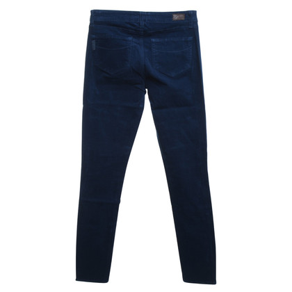 Paige Jeans Cord-Jeans in Blau