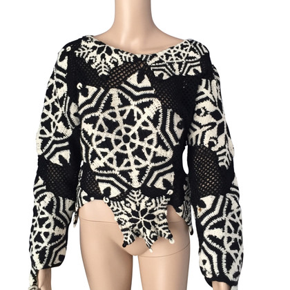 Moschino Cheap and Chic pull en tricot