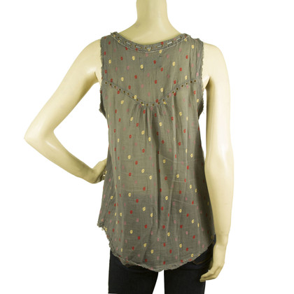 Zadig & Voltaire Gray top