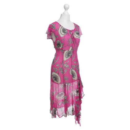 Whistles Dress with floral motif